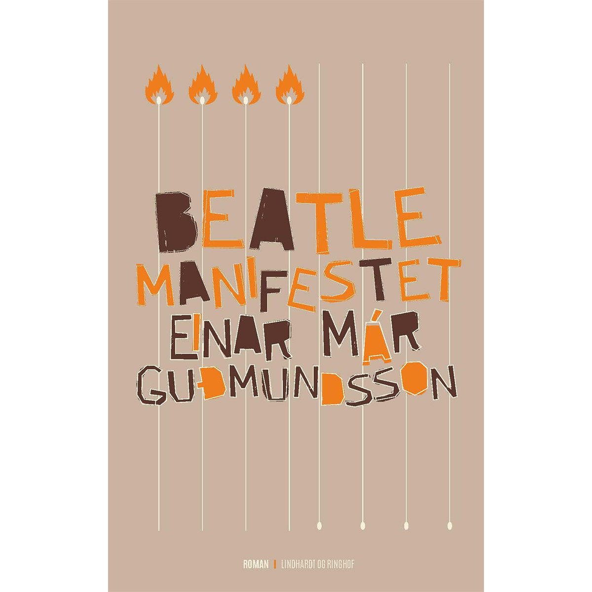 Image of   Beatlemanifestet - Hardback