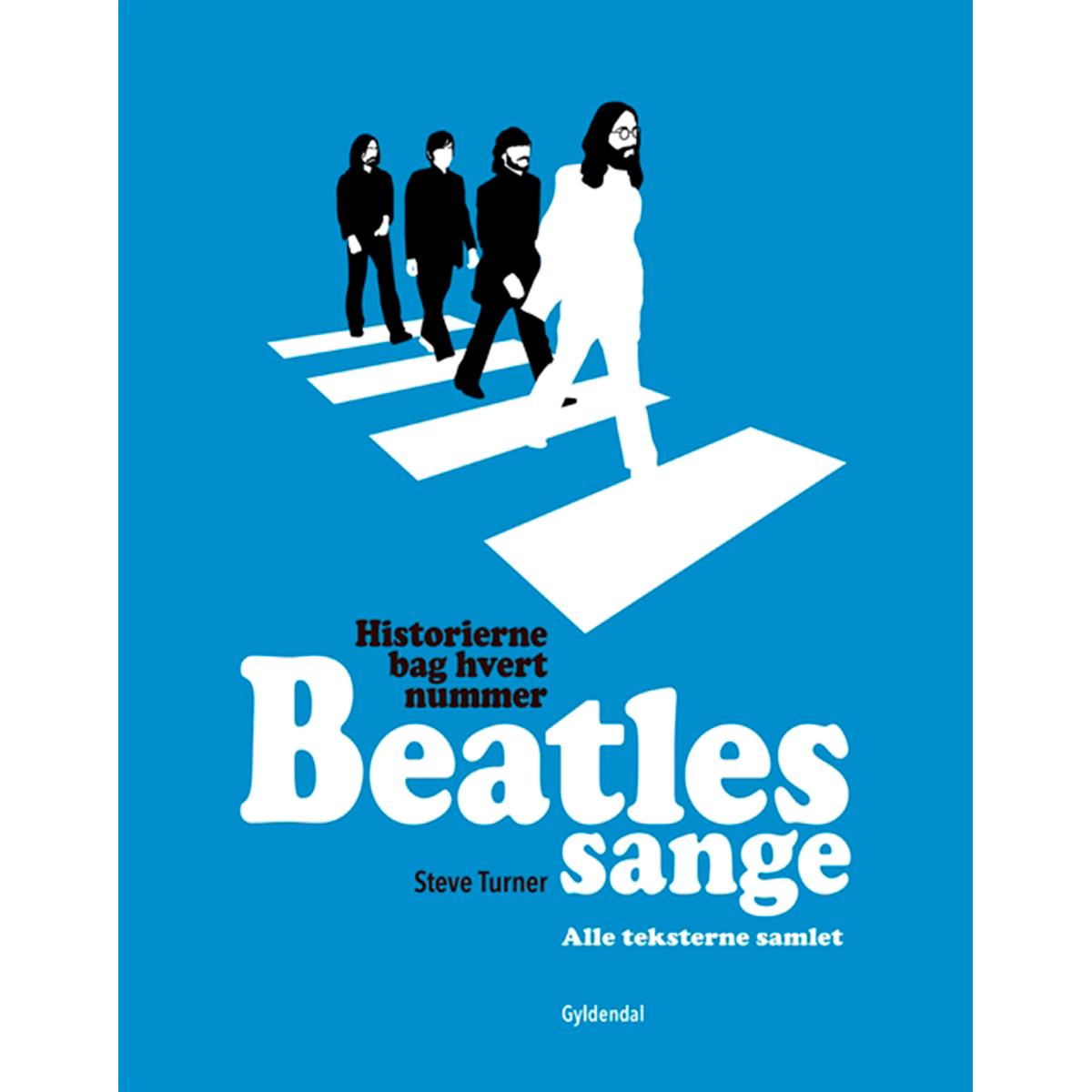 Billede af Beatles sange - Historien bag hvert nummer - Indbundet
