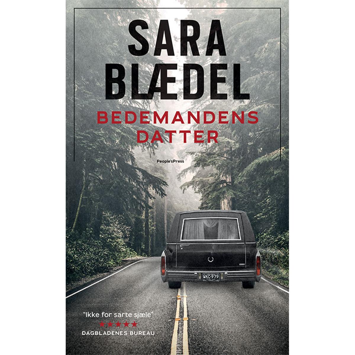 Image of   Bedemandens datter - Paperback
