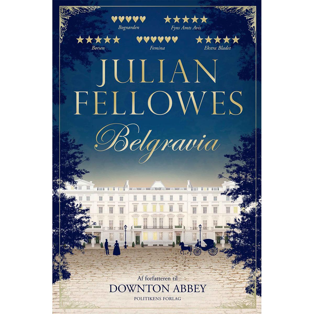 Image of   Belgravia - Paperback