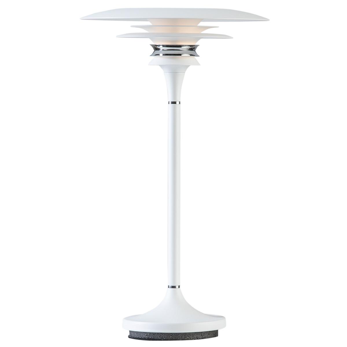 Image of   Belid bordlampe - Diablo - Hvid
