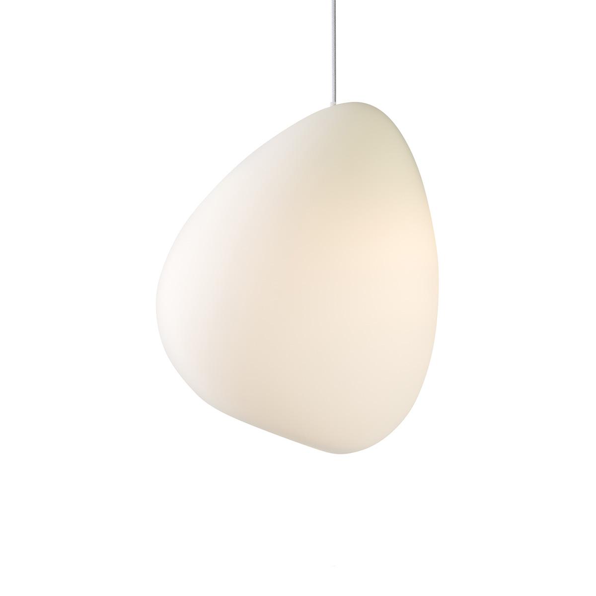 Image of   Belid pendel - Ocean - Opalglas