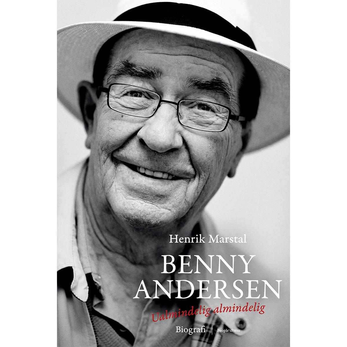 Image of   Benny Andersen - Ualmindelig almindelig - Indbundet