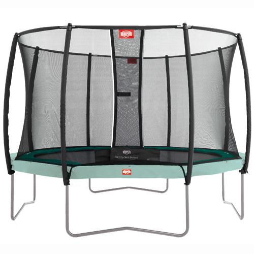 Image of   BERG Deluxe sikkerhedsnet til trampolin - 380 cm