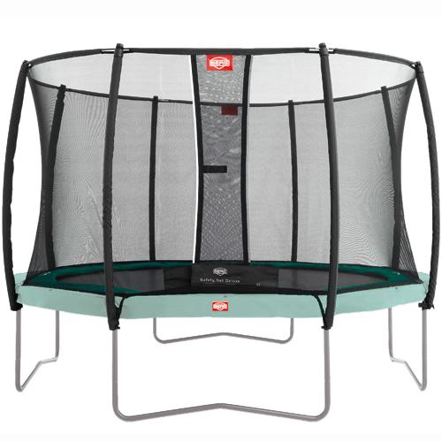 Image of   BERG Deluxe sikkerhedsnet til trampolin - 430 cm