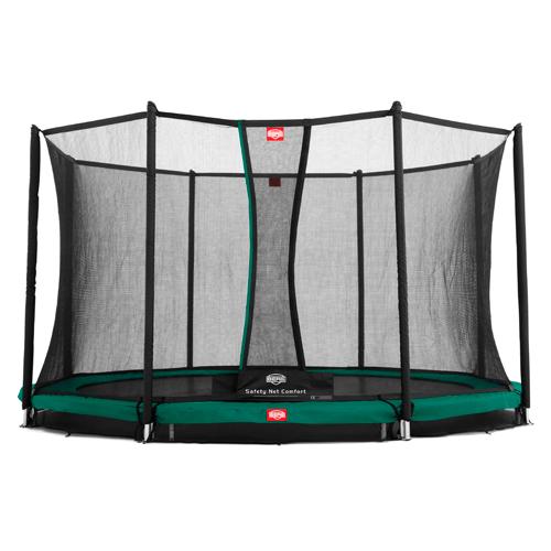 Billede af BERG sikkerhedsnet til Inground trampolin - Comfort - 380 cm