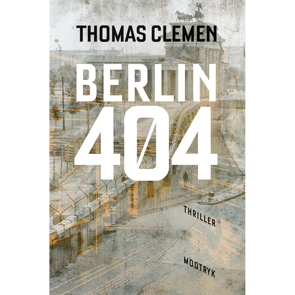 Image of   Berlin 404 - Hæftet