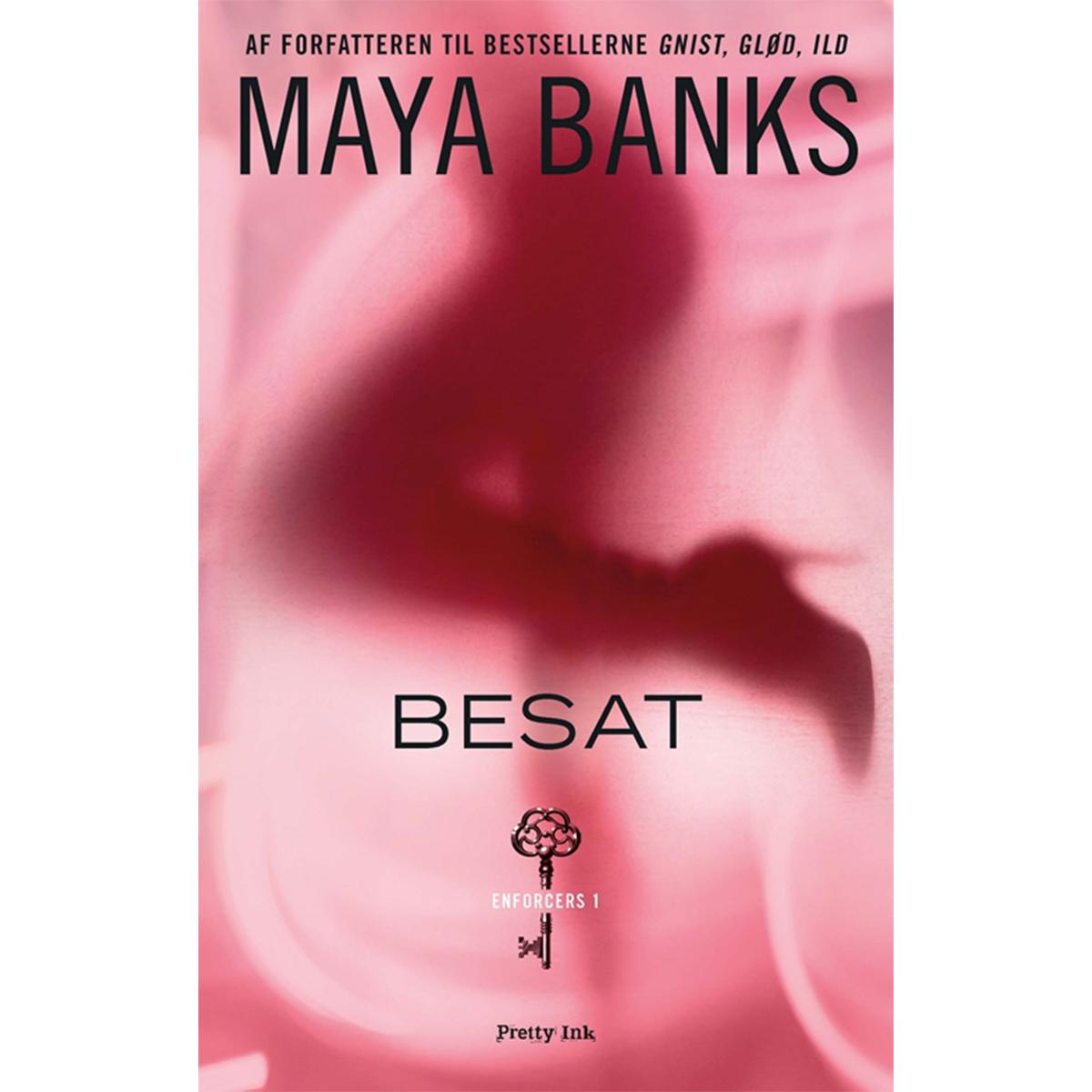 Billede af Besat - Enforcers 1 - Hæftet