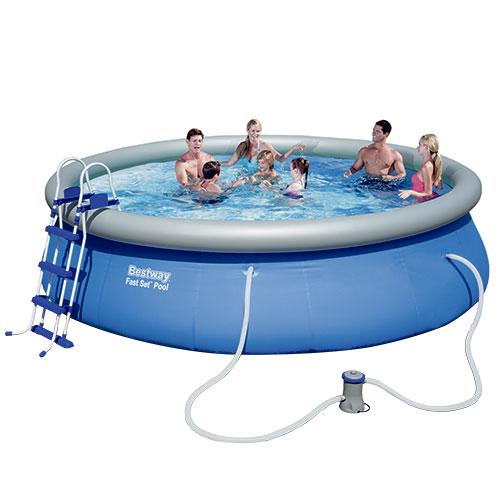 Image of   Bestway badebassin - 12.362 liter