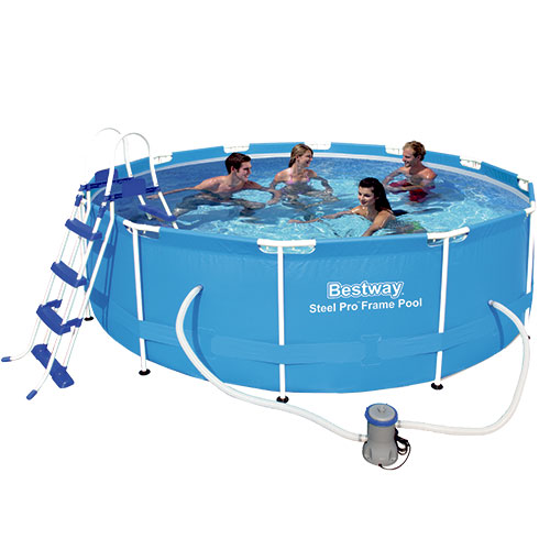 Image of   Bestway pool - 9.150 liter