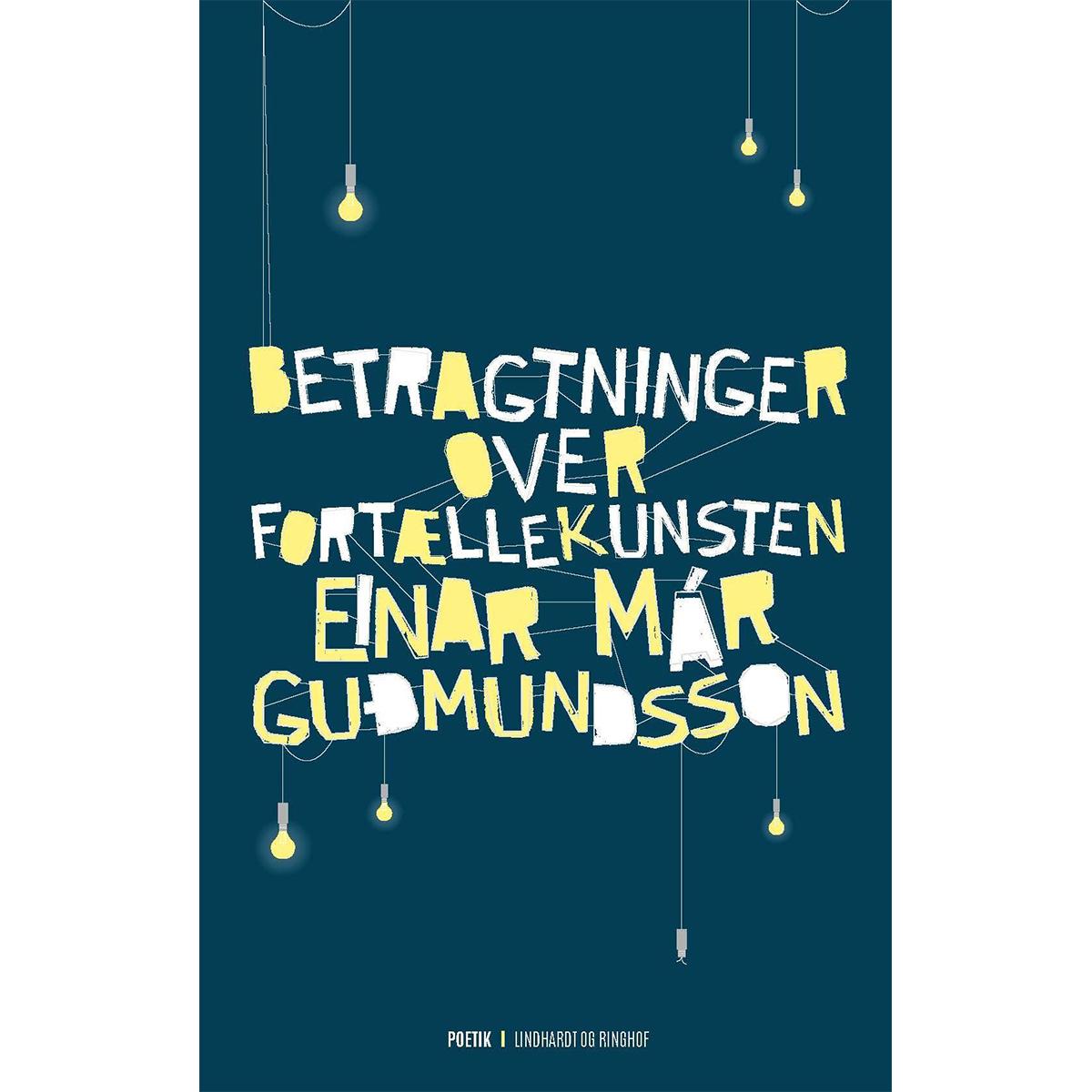 Image of   Betragtninger over fortællekunsten - Hardback