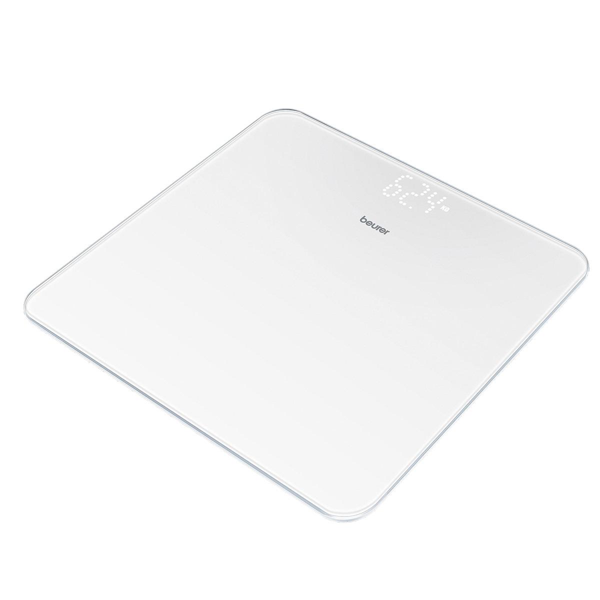 Beurer badevægt - GS225 - Hvid