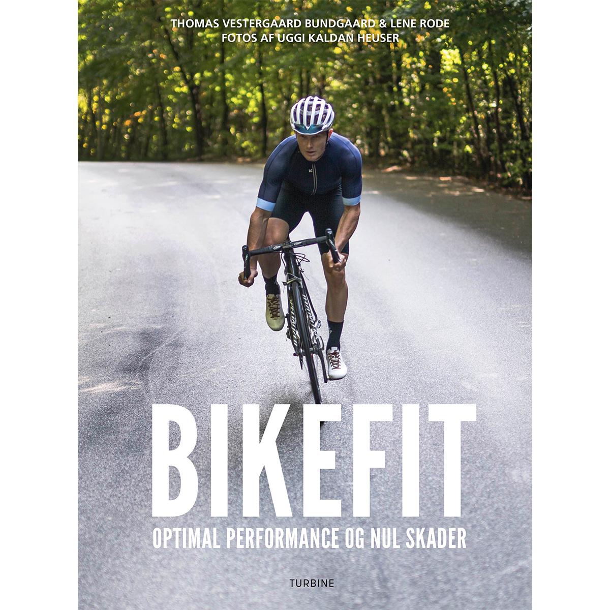 Image of   Bikefit - Optimal performance og nul skader - Hardback