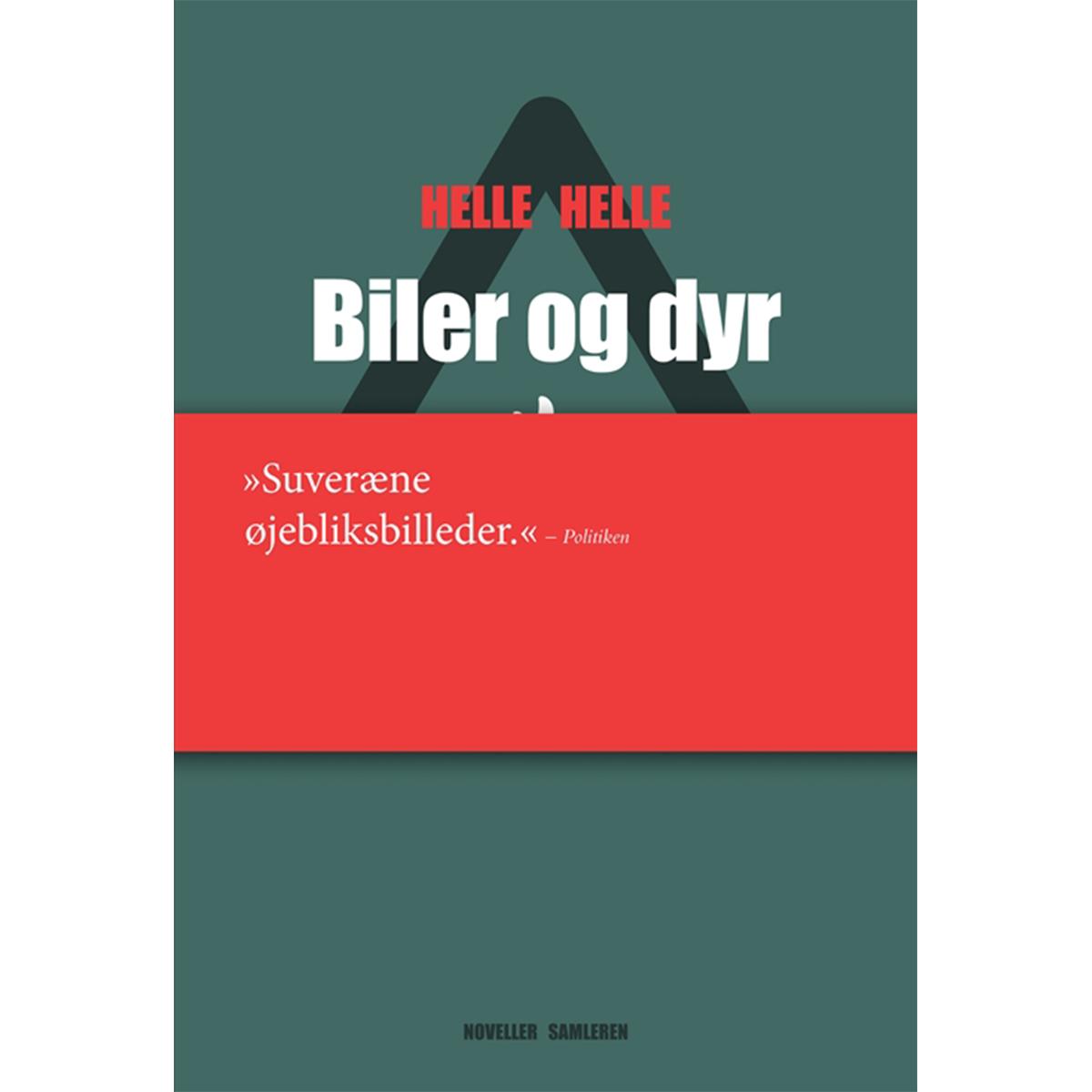 Image of   Biler og dyr - Indbundet