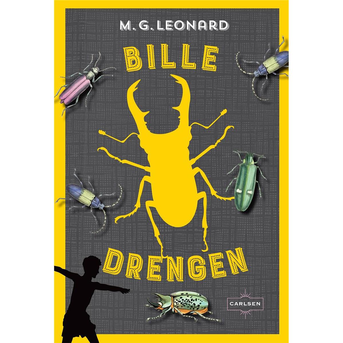 Image of   Billedrengen - Den store billekrig 1 - Indbundet