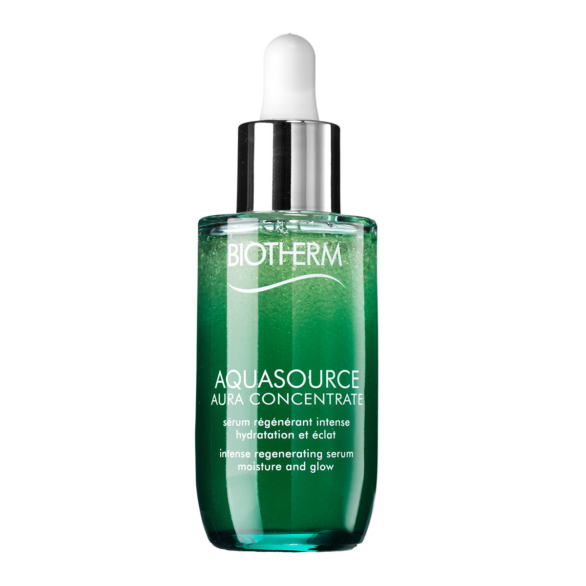 Image of   Biotherm Aquasource Aura Concentrate Moisture And Glow Serum - 50 ml