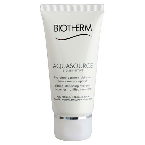biotherm aquasource biosensitive hydrator 50 ml fugtgivende creme til sensitiv hud. Black Bedroom Furniture Sets. Home Design Ideas