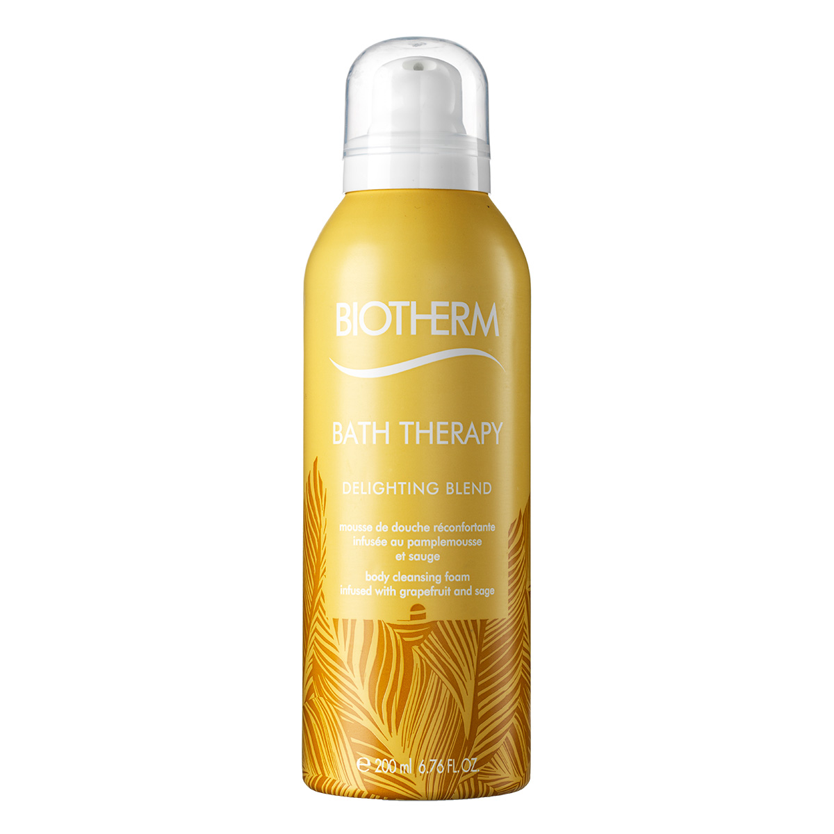 Billede af Biotherm Bath Therapy Delighting Blend Body Cleansing Foam - 200 ml