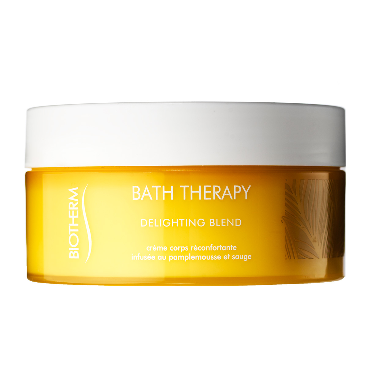 Image of   Biotherm Bath Therapy Delighting Blend Body Hydrating Cream - 200 ml