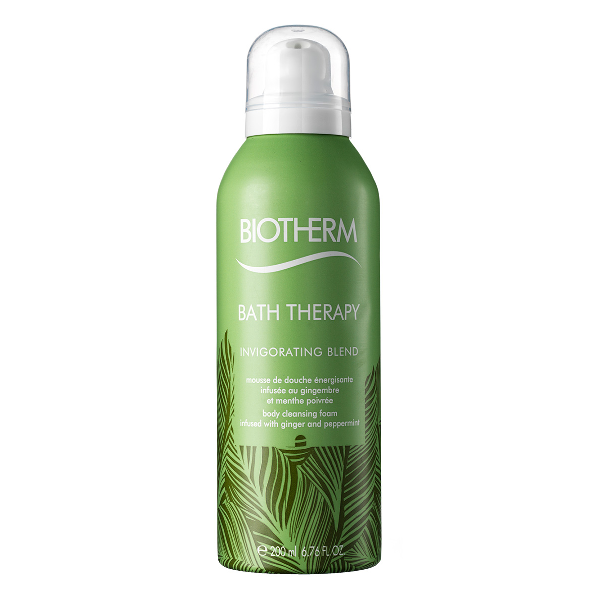 Billede af Biotherm Bath Therapy Invigorating Blend Body Cleansing Foam - 200 ml
