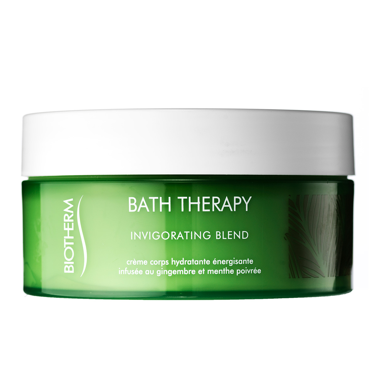 Image of   Biotherm Bath Therapy Invigorating Blend Body Hydrating Cream - 200 ml