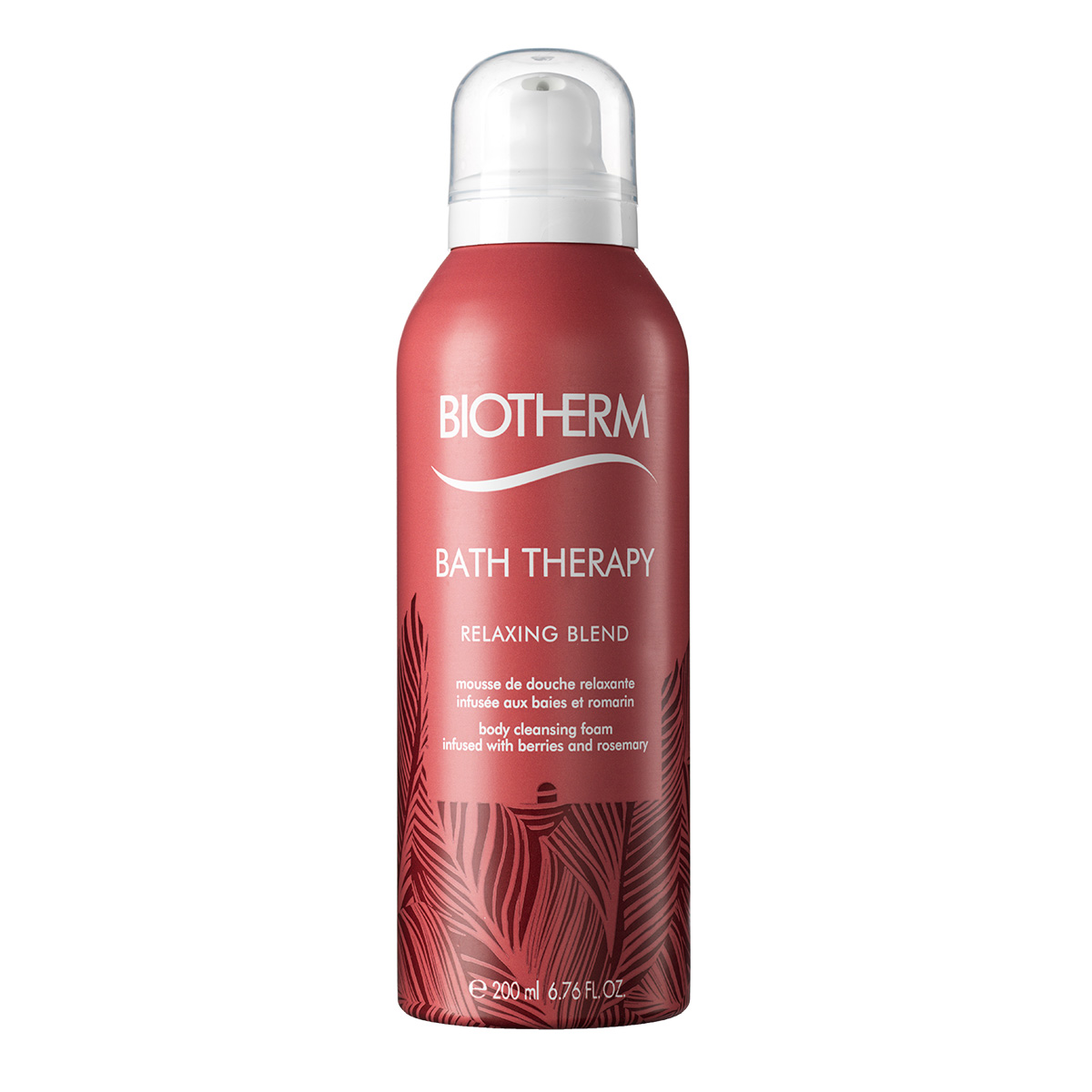 Billede af Biotherm Bath Therapy Relaxing Blend Body Cleansing Foam - 200 ml