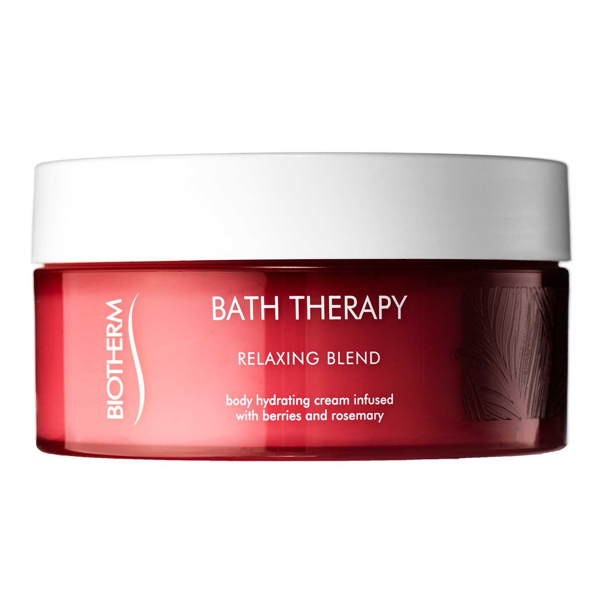Image of   Biotherm Bath Therapy Relaxing Blend Body Hydrating Cream - 200 ml