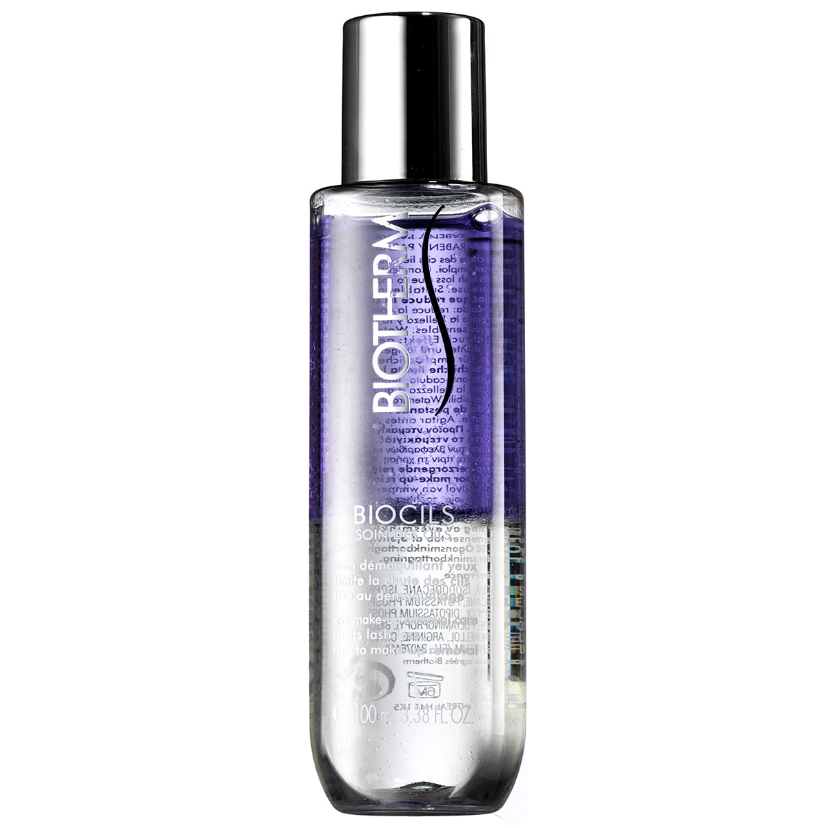 Image of   Biotherm Biocils Eye Makeup Removal Care - 100 ml