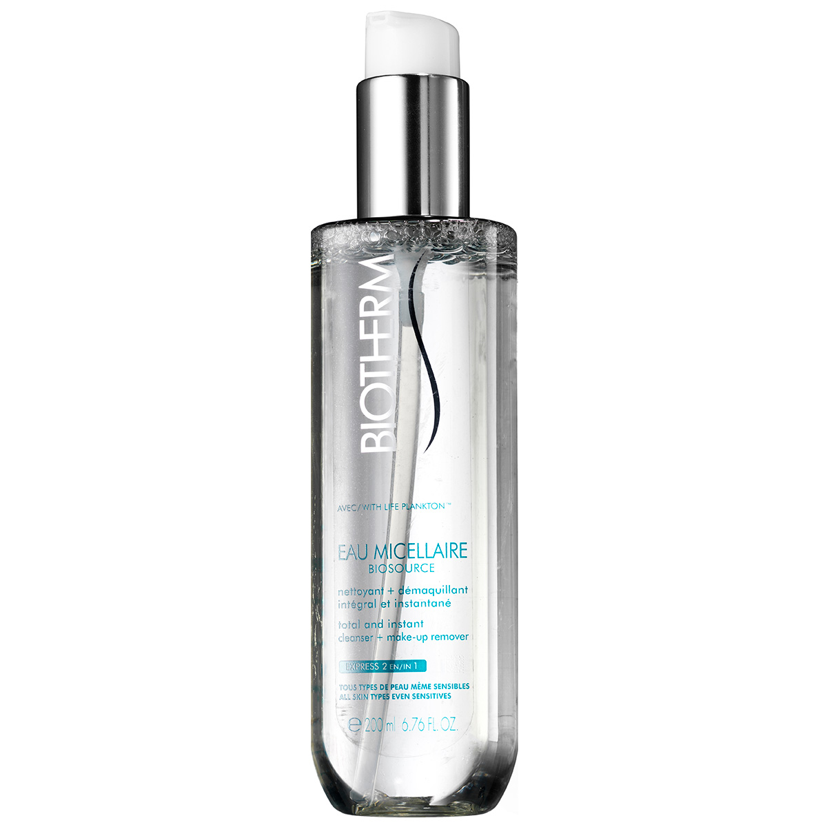 Image of   Biotherm Biosource 2-in-1 Micellar Water - 200 ml