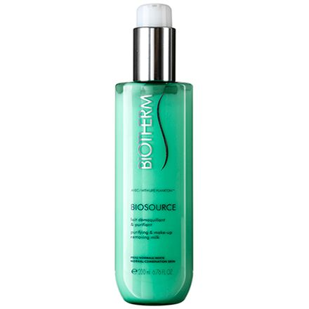 Biotherm Biosource Cleanser - 200 ml Ansigtsrens til normal/kombineret hud
