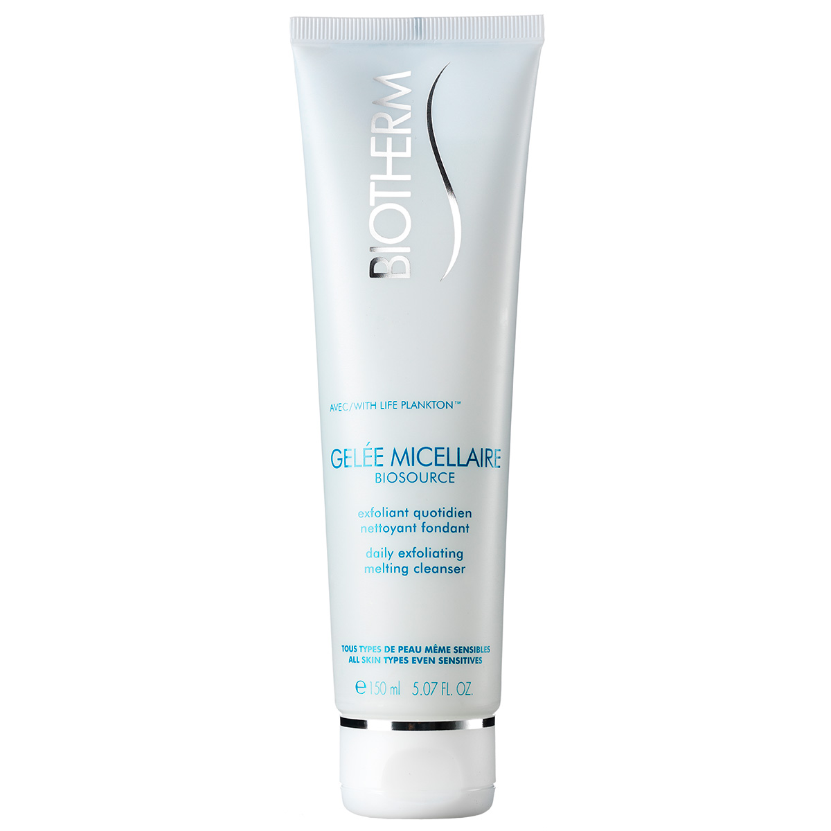 Image of   Biotherm Biosource Daily Exfoliating Cleansing Melting Gel - 150 ml