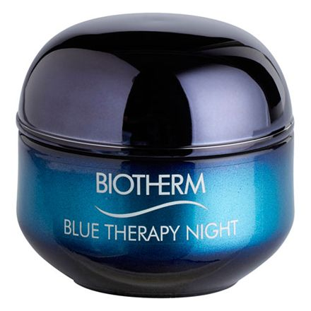 Biotherm Blue Therapy Night Creme 50 ml Til alle hudtyper