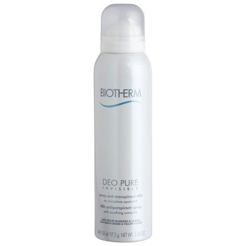 Ultramoderne Biotherm Deo Pure Invisible Deo Spray - 150 ml Deodorant spray WF-29