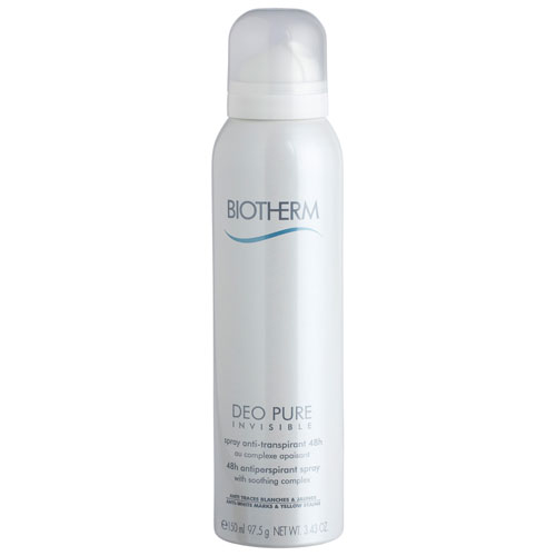 Biotherm Deo Pure Invisible Deo Spray - 150 ml Deospray til alle hudtyper