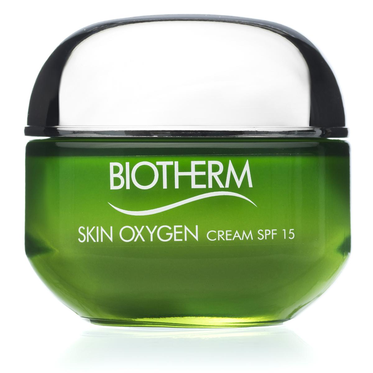 Image of   Biotherm Skin Oxygen Cream SPF15 - 50 ml
