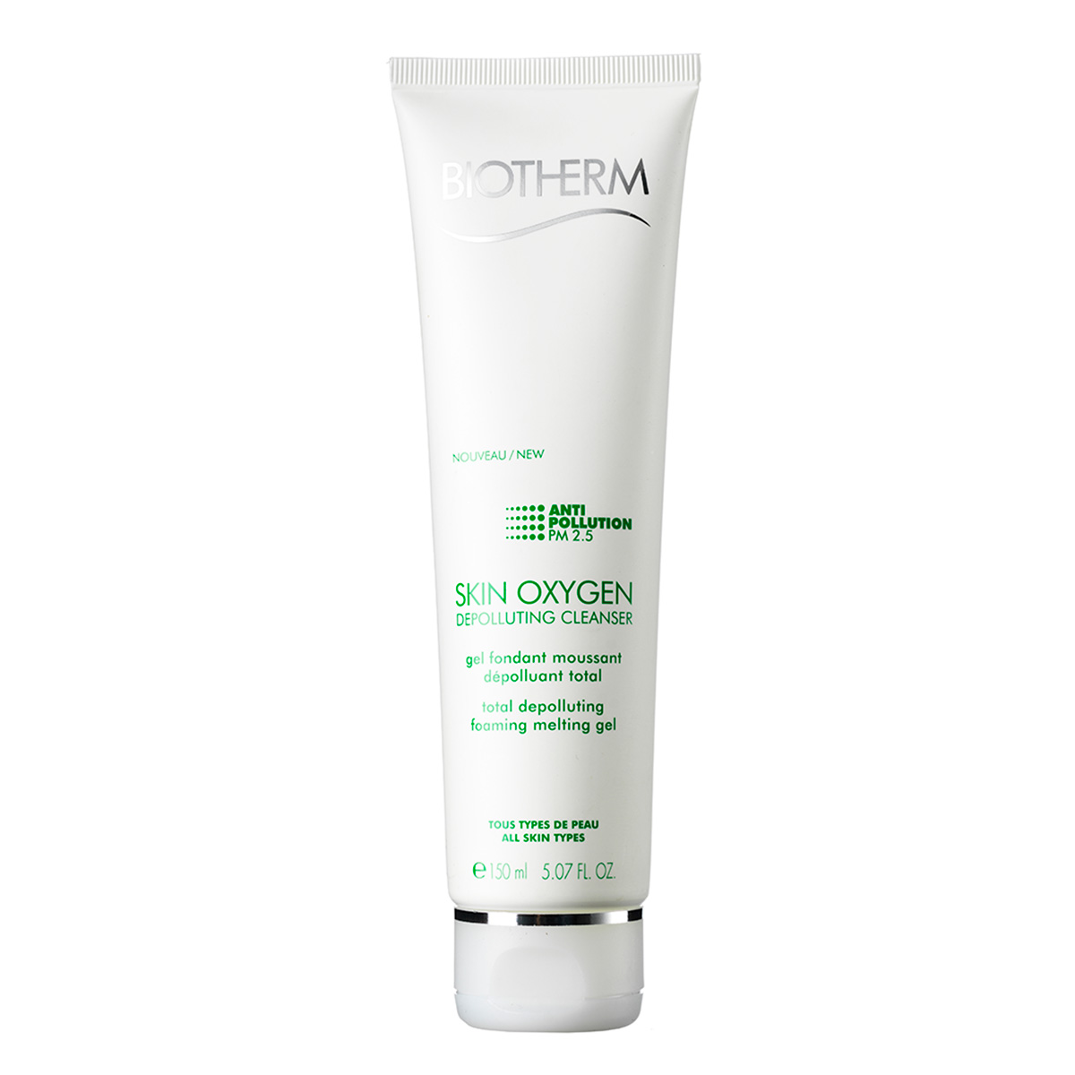 Image of   Biotherm Skin Oxygen Depolluting Cleanser - 150 ml