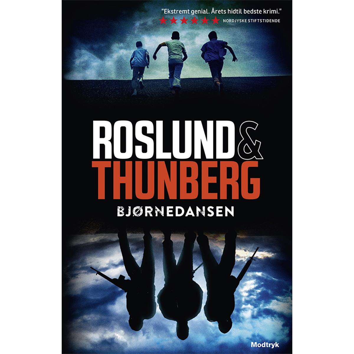 Image of   Bjørnedansen - Paperback