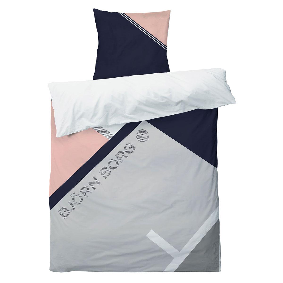 Billede af Björn Borg sengetøj - Grafisk mønster