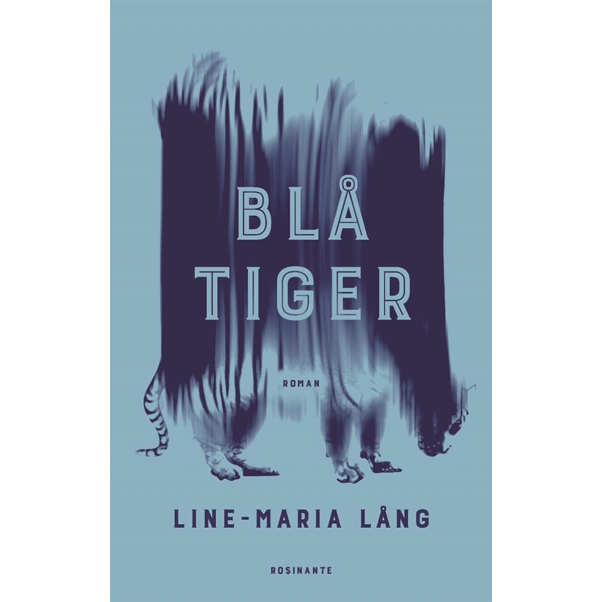 Image of   Blå tiger - Indbundet