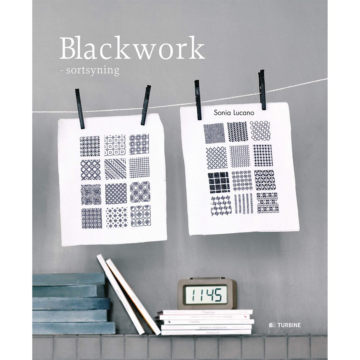 Image of   Blackwork - Sortsyning - Hæftet