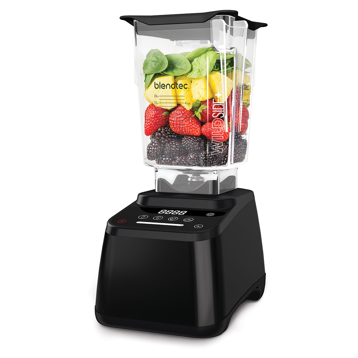 Blendtec powerblender - Designer 625 - Sort