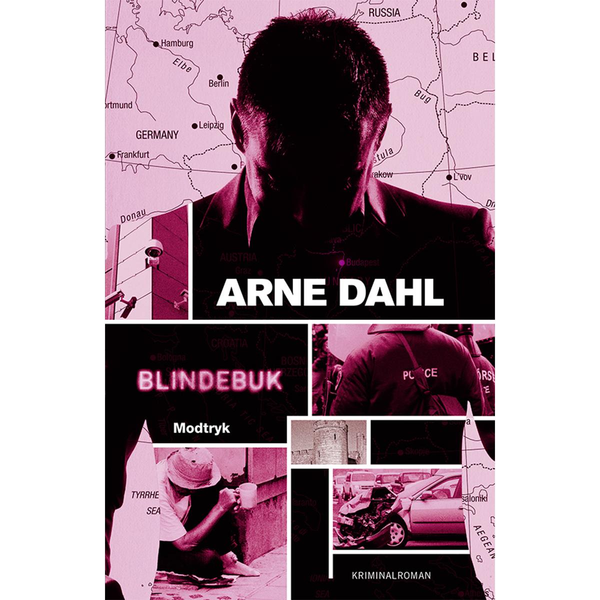 Image of   Blindebuk - Opcop 3 - Indbundet