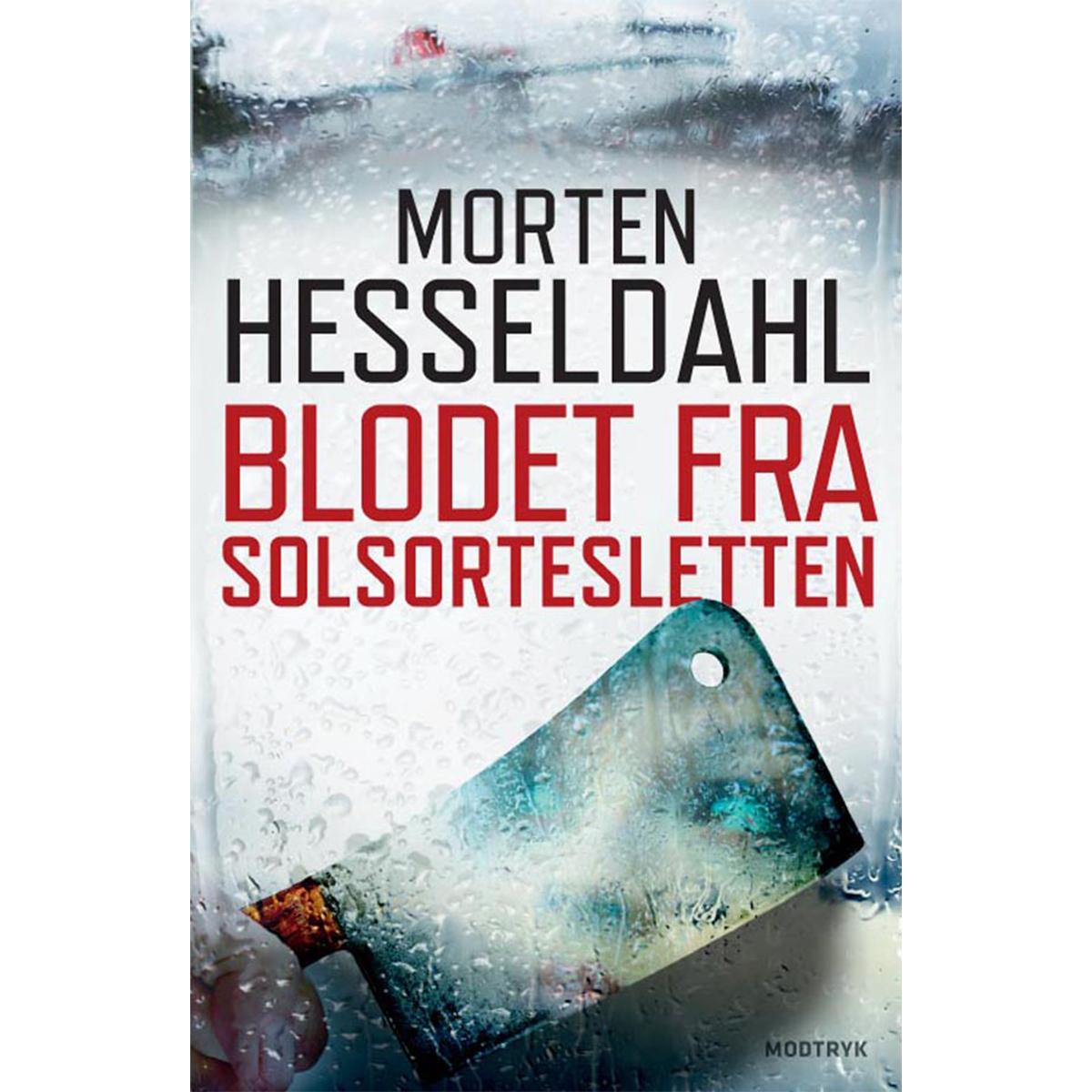 Image of   Blodet fra solsortesletten - Indbundet