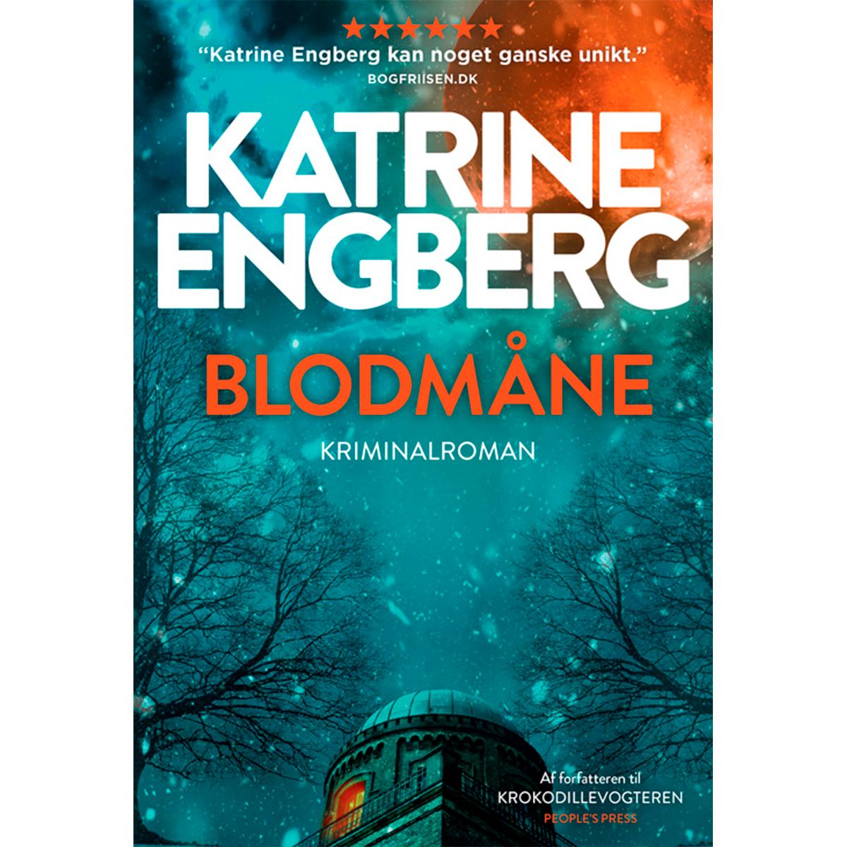 Image of   Blodmåne - Kørner & Werner 2 - Paperback