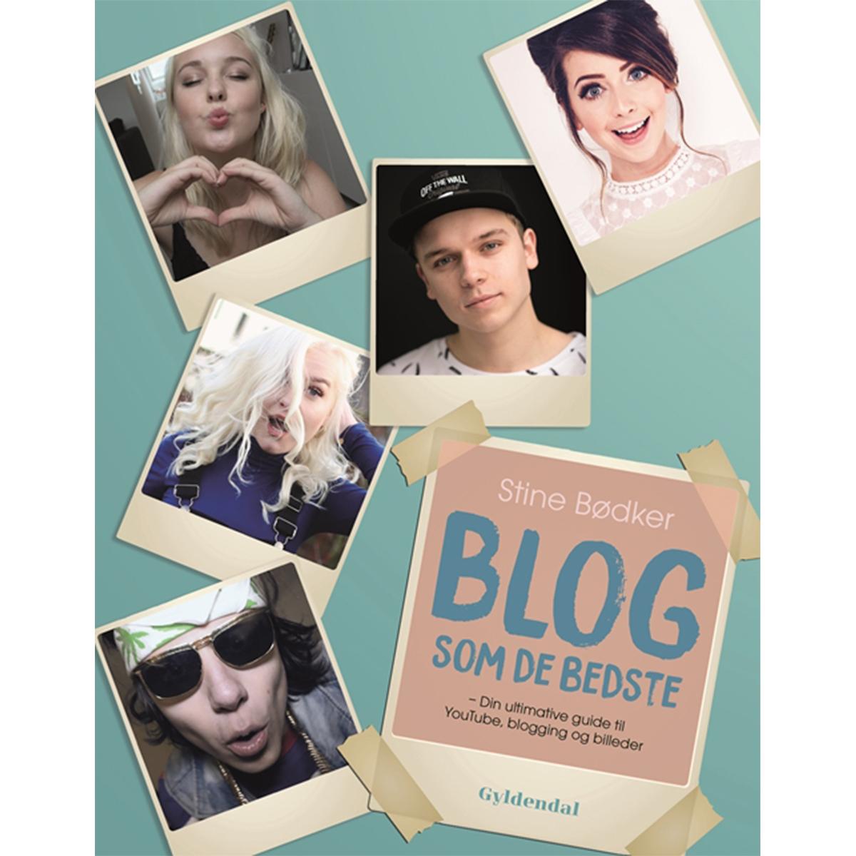 Image of   Blog som de bedste - Indbundet