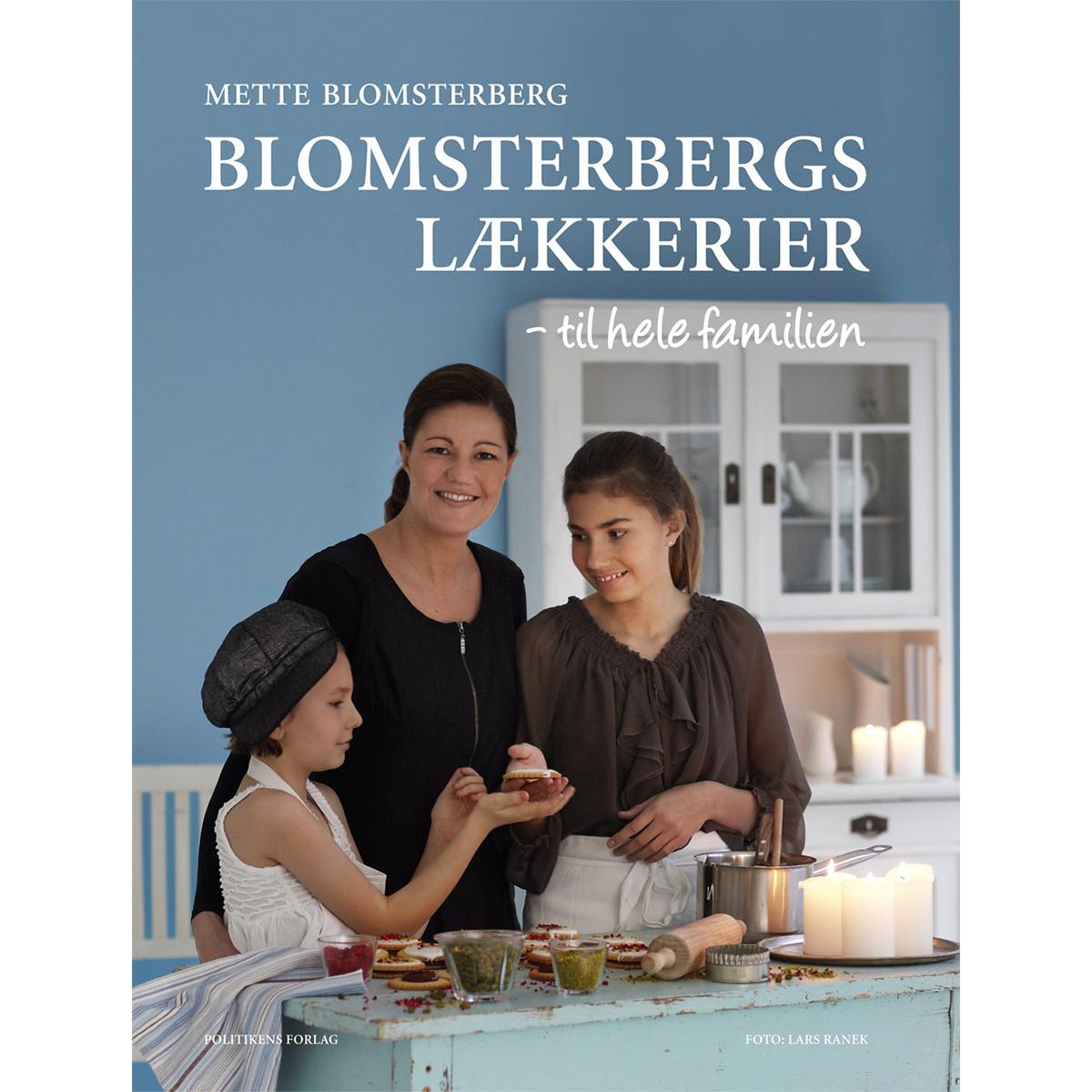 Image of   Blomsterbergs lækkerier - Indbundet