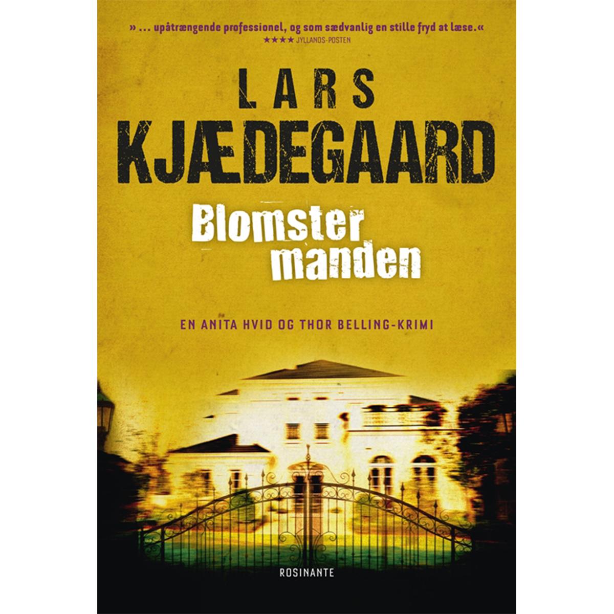 Image of   Blomstermanden - Hvid og Belling 6 - Paperback