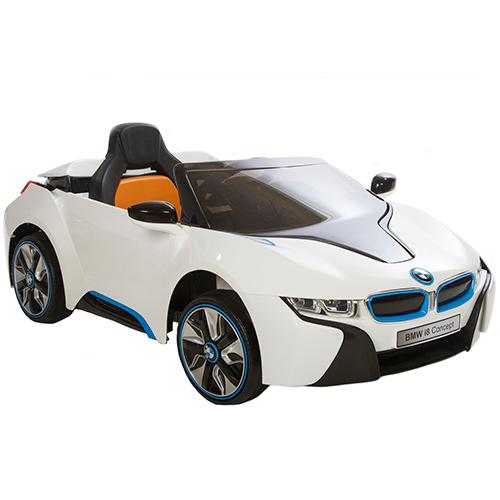 Image of   BMW elbil - 18 Concept - Hvid