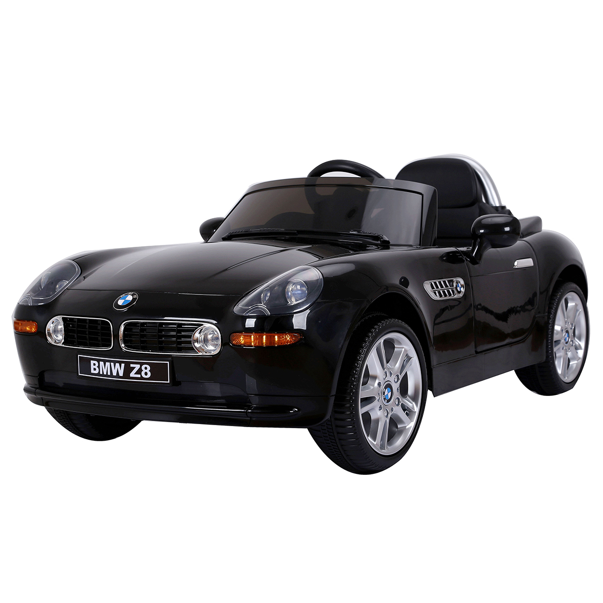 Image of   BMW elbil - Z8 - Sort