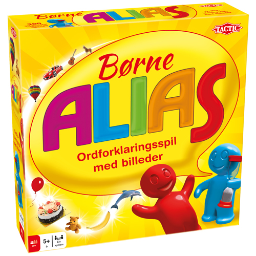 Image of   Børne Alias